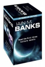 Iain M. Banks Culture - 25th anniversary box set