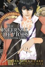 Clockwork Angel: The Mortal Instruments Prequel