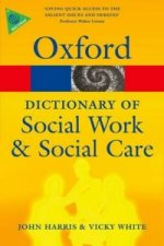Dictionary of Social Work and Social Care