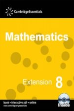 Cambridge Essentials Mathematics Extension 8 Pupil's Book wi