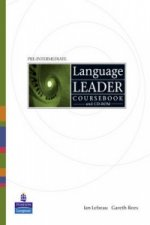 Language Leader Pre-intermediate Coursebook and CD-ROM and LMS and Access Card Pack