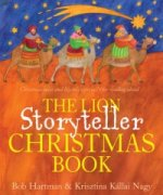 Lion Storyteller Christmas Book
