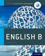 Ib English b Course Book: Oxford Ib Diploma Programme