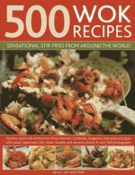 500 Wok Recipes