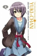 Disappearance of Nagato Yuki-Chan