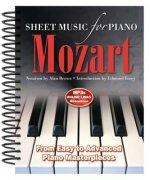 Wolfgang Amadeus Mozart: Sheet Music for Piano