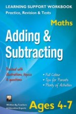 Maths: Adding & Subtracting, Ages 4-7
