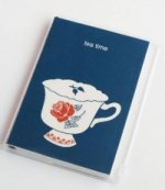 Tea Time: Small Notebook