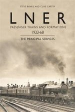 LNER Passenger Trains & Formations 1923