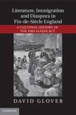 Literature, Immigration and Diaspora in Fin-de-Siecle Englan