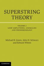 Superstring Theory 2 Volume Hardback Set Superstring Theory