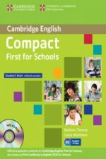 Compact First for Schools Student's Pack (Student's Book wit