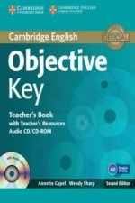Objective Key Teacher's Book with Teacher's Resources Audio
