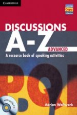 Discussions A-Z Advanced Book and Audio CD