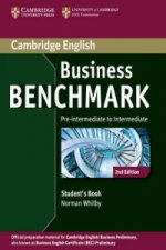 Business Benchmark Pre-intermediate to Intermediate Business