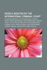 People Indicted by the International Criminal Court
