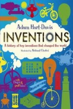 Inventions: A History of Key Inventions That Changed the Wor