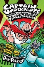 Captain Underpants and the Terrifying Return of Tippy Tinkle