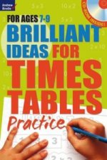 Brilliant Ideas for Times Tables Practice 7-9