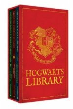 Hogwarts Library Boxed Set Including Fantastic Beasts & Wher