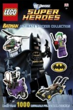 LEGO Batman Ultimate Sticker Collection LEGO DC Universe Sup