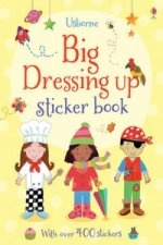 Big Dressing Up Sticker Book