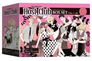Ouran High School Host Club Complete Box Set