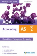AQA AS Accounting Student Unit Guide: Unit 2 Financial and M