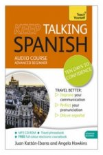 Keep Talking Spanish Audio Course - Ten Days to Confidence