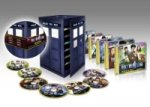 Doctor Who: Tardis Adventure Collection