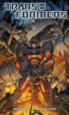 Transformers Robots In Disguise Volume 2