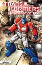 Transformers Regeneration One Volume 1
