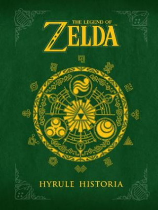 Legend Of Zelda, The: Hyrule Historia