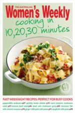 Cooking in 10, 20, 30 Minutes