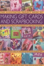 Illustrated Project Book of Making Gift Cards and Scrapbooki