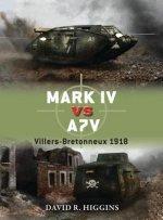 Mark IV vs A7V