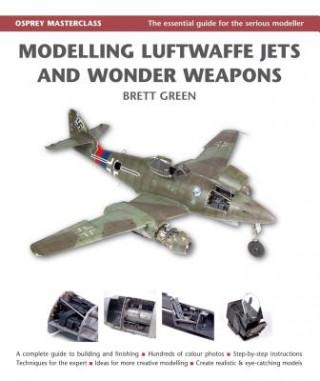 Modelling Luftwaffe Jets and Wonder Weapons