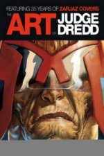 Art of Judge Dredd: Featuring 35 Years of Zarjaz Covers