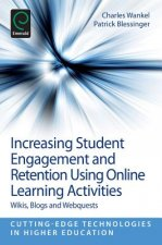 Increasing Student Engagement and Retention Using Online Lea