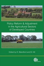Policy Reform and Adjustment in the Agricultural Sectors of