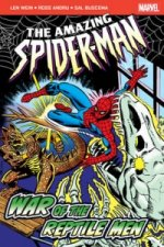 Amazing Spider-Man: War of the Reptile Men