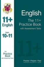 11+ English Practice Book with Assessment Tests (Ages 10-11)