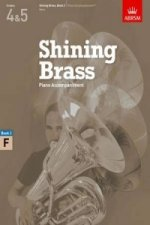 Shining Brass, Book 2, Piano Accompaniment F