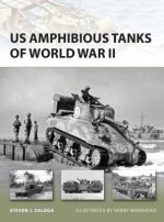 US Amphibious Tanks of World War II