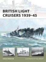 British Light Cruisers, 1939-45