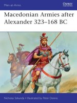 Macedonian Armies After Alexander 323-168 BC
