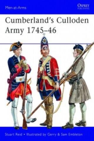 Cumberland's Culloden Army 1745-46