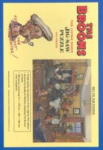 Broons 'Living Room' Jig-saw Puzzle