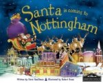 Santa is Coming to Nottingham