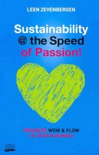 Sustainability @ the Speed of Passion